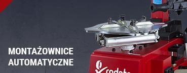 montażownice do opon automatyczne
