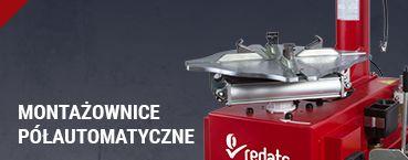 montażownica opon półautomatyczna